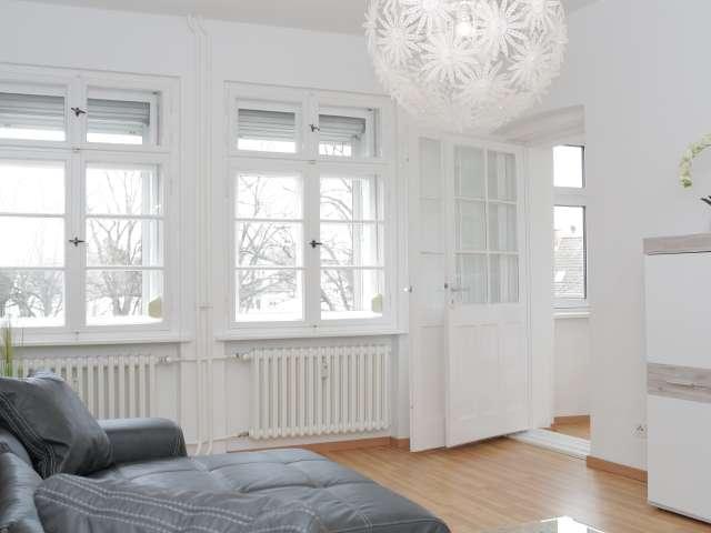 Modernes Apartment mit 1 Schlafzimmer zu vermieten, Berlin