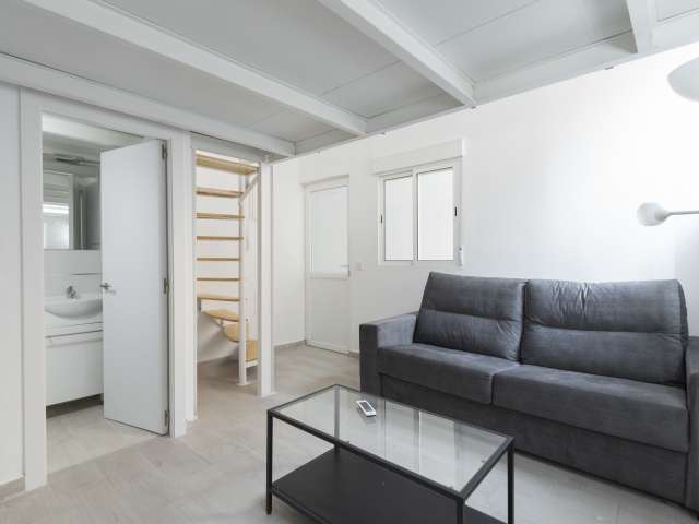 Maravilloso estudio en alquiler en Usera, Madrid