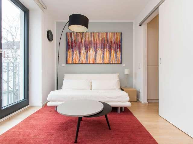 Stylish 1-bed apartment for rent in Friedrichshain-Kreuzberg