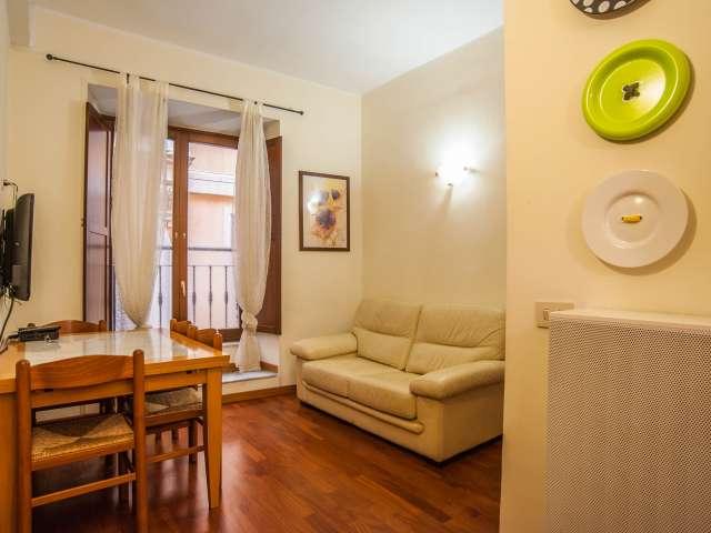Appartamento con 2 camere da letto in affitto a Barberini, Roma