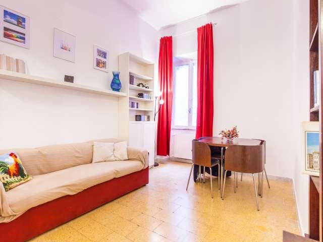 Appartamento con 1 camera da letto in affitto nel Centro Storico di Roma