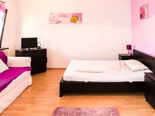 Modern 1-bedroom apartment for rent in Mitte, Berlin