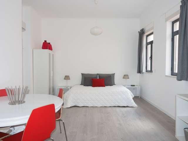 Stylish studio apartment for rent in Beato, Lisbon