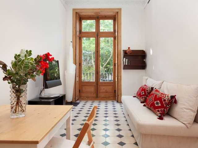 Studio apartment for rent in El Born, Barcelona