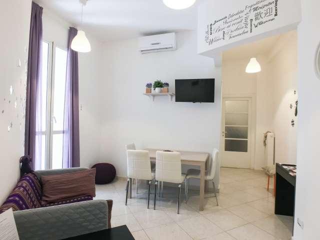 Appartamento con 2 camere da letto in affitto a Prati a Roma