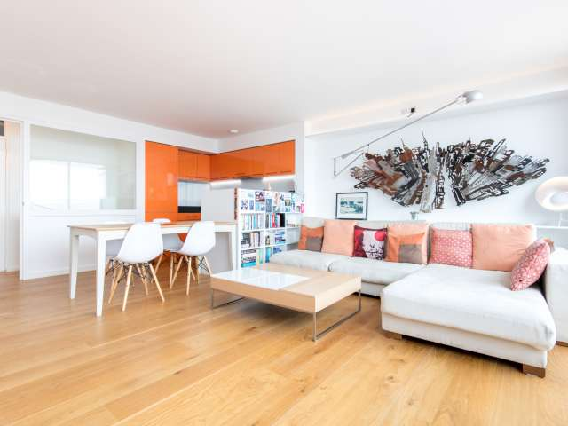 Luxury 2-bedroom flat to rent in Marylebone, London