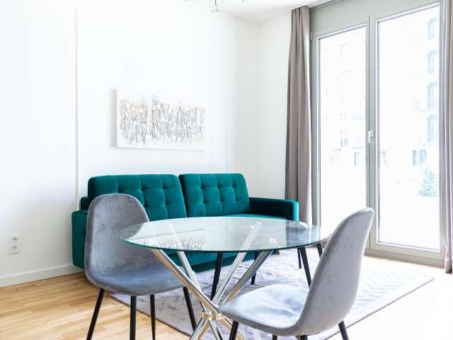 Tolle Wohnung mit 1 Schlafzimmer in Tiergarten, Berlin zu vermieten