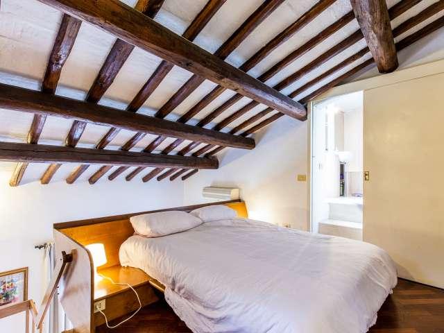 Stunning studio apartment for rent in Centro Storico, Rome
