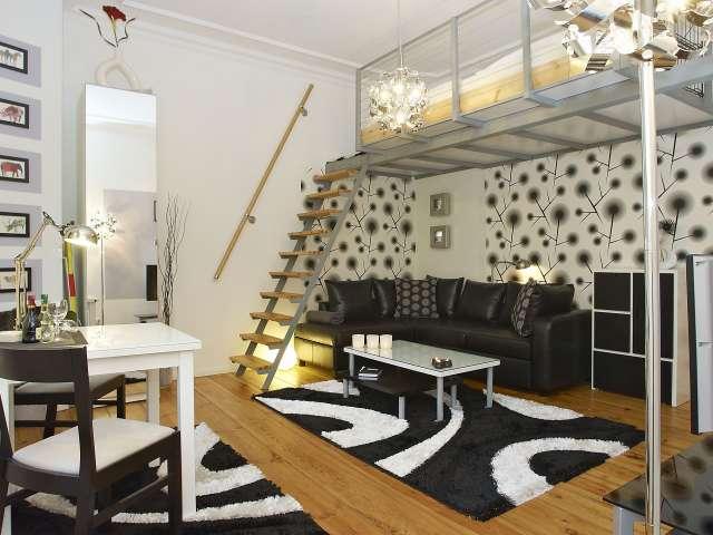 Fabulous studio apartment for rent in Kreuzberg, Berlin