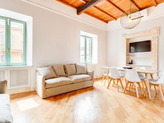 Favoloso appartamento con 3 camere in affitto a Centro Storico, Roma