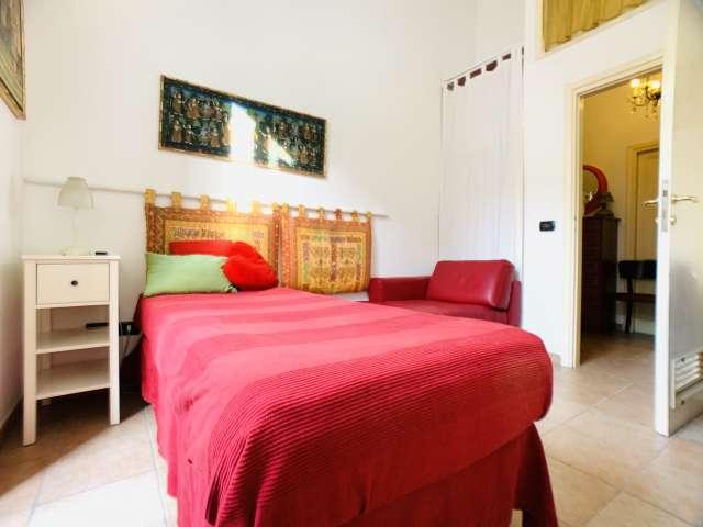 Chambre à louer dans un appartement de 2 chambres à louer, Centro Storico