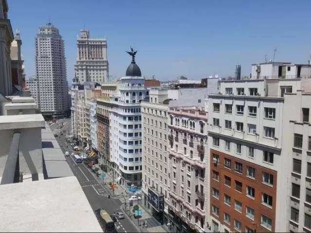 Apartment mit 1 Schlafzimmer und Balkon im Stadtzentrum von Madrid