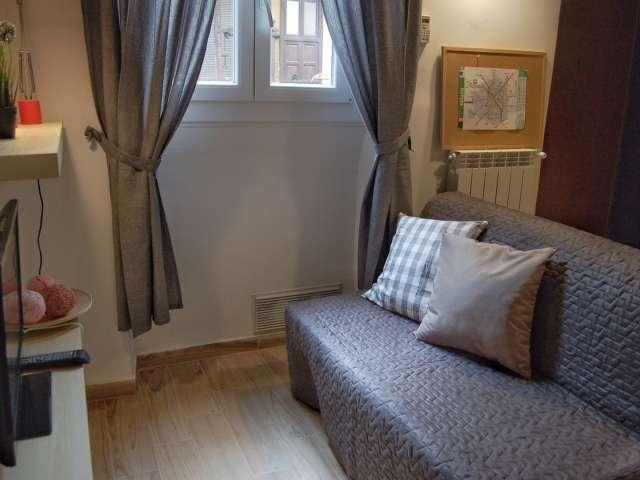 Cozy studio apartment for rent in Loreto, Milan