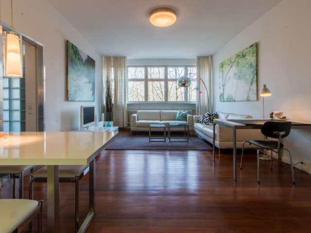 Moderne 1-Zimmer-Wohnung zur Miete in Mitte, Berlin