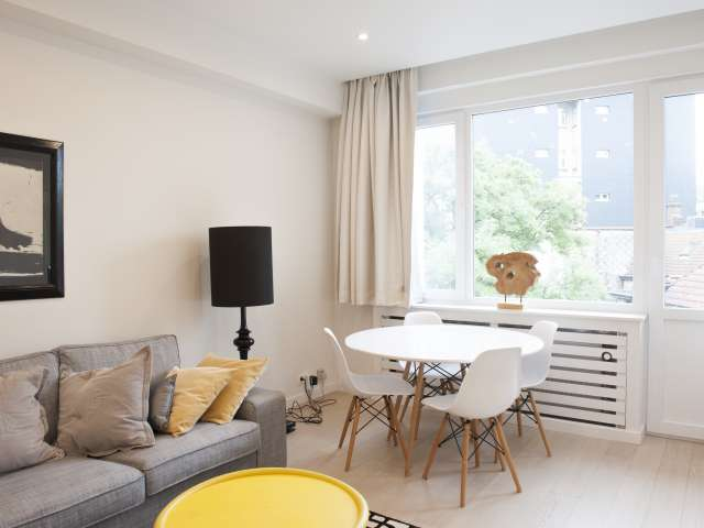 Studio studio à louer à Uccle, Bruxelles