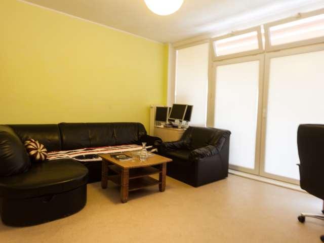 Studio-Wohnung mit Balkon zu vermieten in Berlin