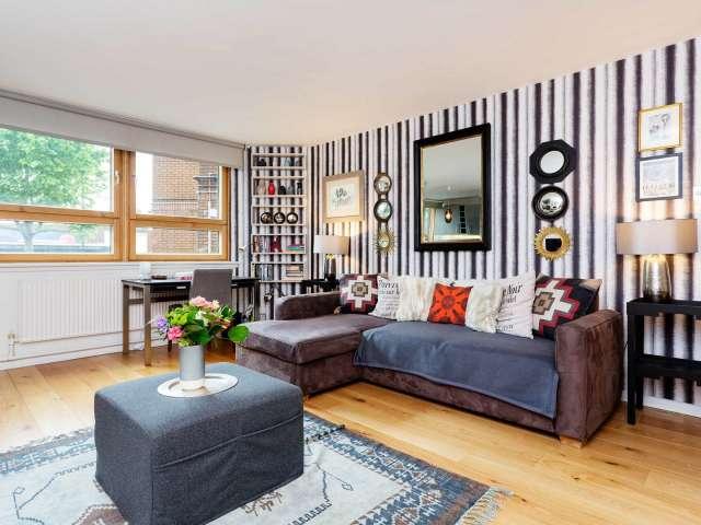 Unique studio apartment to rent in Chelsea, London