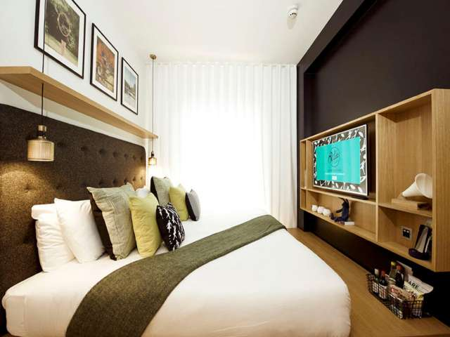 Serviced Studio Apartment zu vermieten in Covent Garden, London