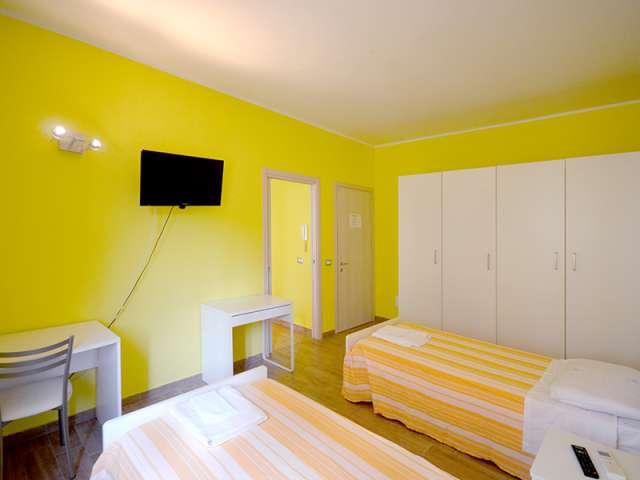 Shared room in apartment in Tibaldi, Milan