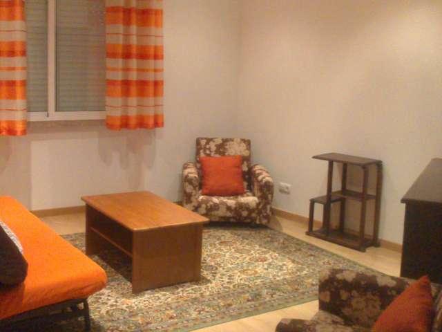 Apartamento de 1 quarto para alugar em Campolide, Lisboa