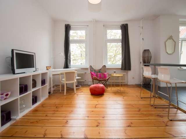 Elegante 1-Zimmer-Wohnung zu vermieten in Wedding, Mitte, Berlin