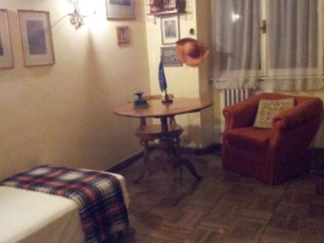 Accogliente monolocale in affitto, Sant Onofrio, Roma