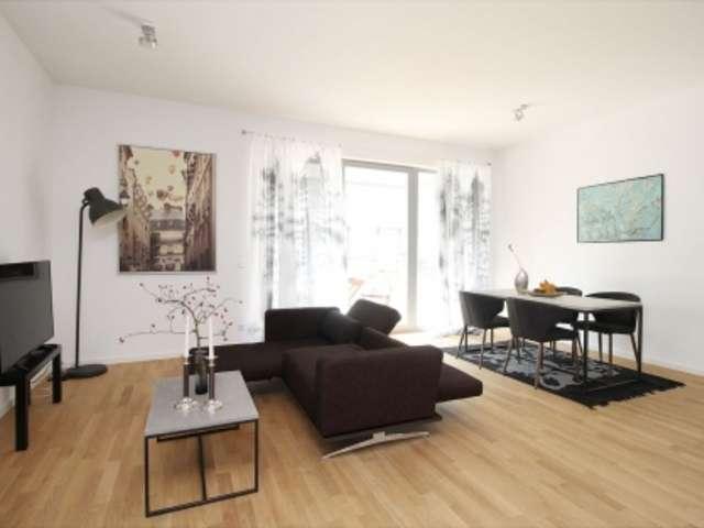 Wohnung mit 1 Schlafzimmer zu vermieten im Scheunenviertel, Berlin
