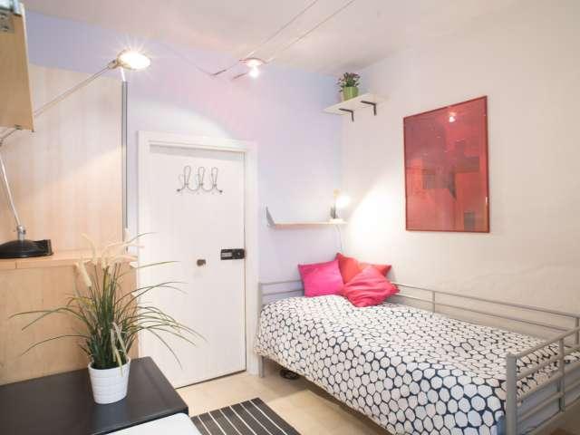 Accogliente monolocale in affitto a studenti a Parioli, Roma