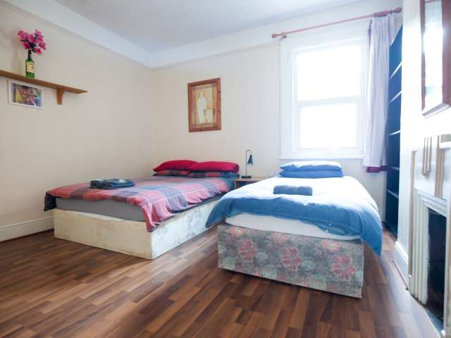 Habitación doble en alquiler, casa de 6 dormitorios, Stoneybatter, Dublín