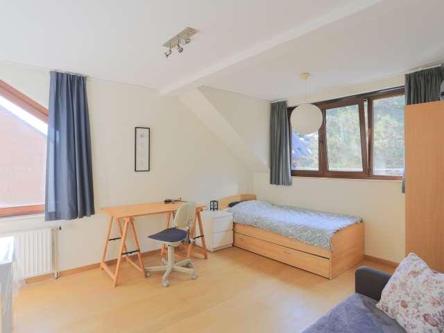 Studio apartment for rent in Auderghem, Brussles