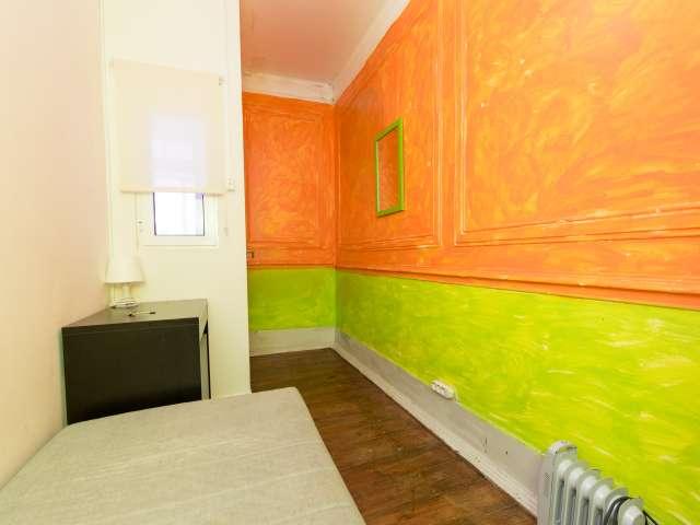 Apartamento colorido com 7 quartos, Avenidas Novas, Lisboa