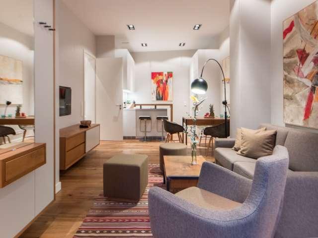 Gehobene 2-Zimmer-Wohnung zu vermieten in Mitte, Berlin