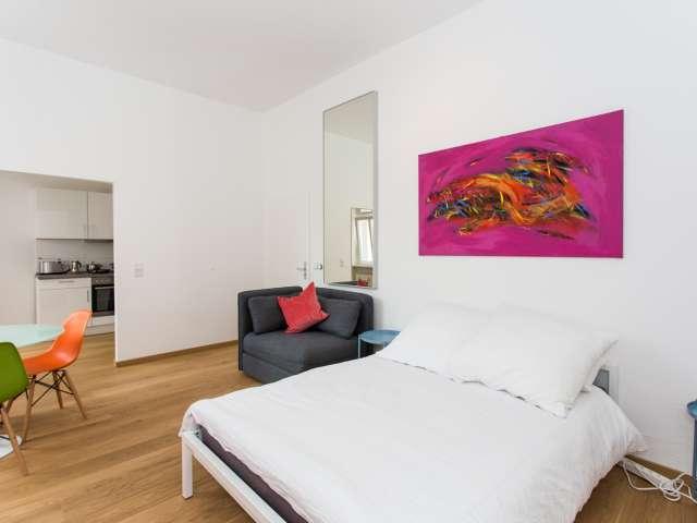 Lebendige Studio-Wohnung zum Mieten in Prenzlauer Berg, Berlin
