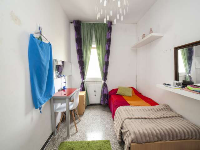 Cozy room for rent in El Clot, Barcelona