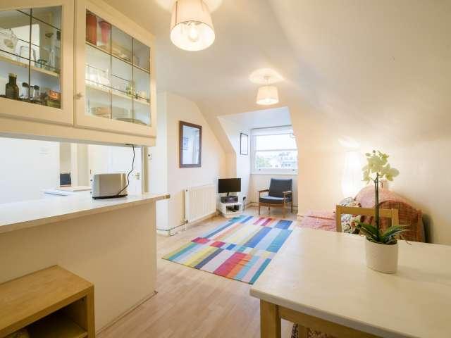 Gemütliche 1-Zimmer-Wohnung zur Miete in Bounds Green, London