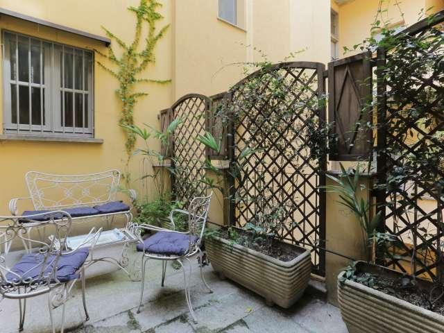 1-bedroom apartment for rent in Brera, Milan