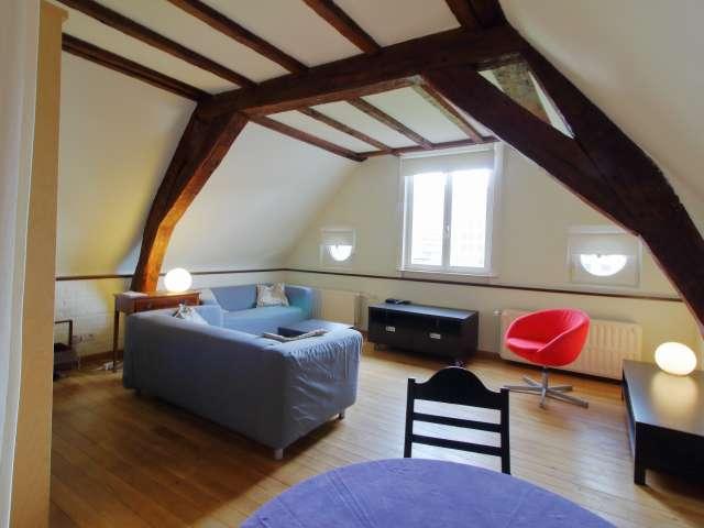 Spacieux studio à louer au centre-ville de Bruxelles
