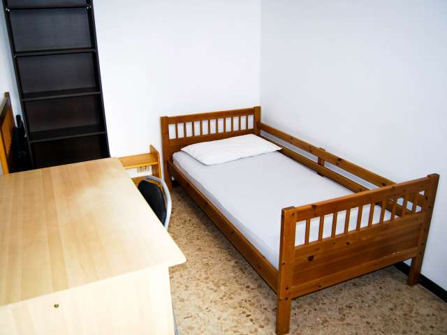 Bed in shared room in apartment in Navigli, Milan