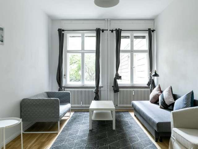 Wohnung mit 2 Schlafzimmern zu vermieten in Friedrichshain, Berlin