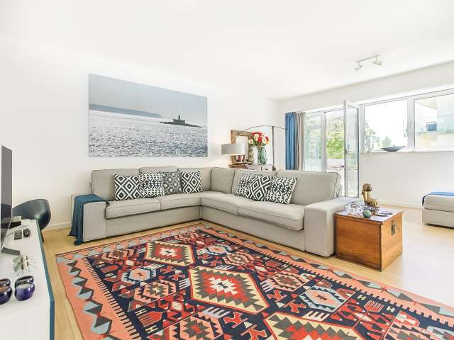 2-bedroom apartment for rent in Santo Amaro de Oeiras