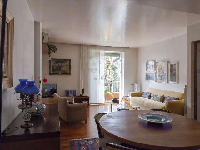 Appartamento con 1 camera da letto in affitto a Garbatella, Roma