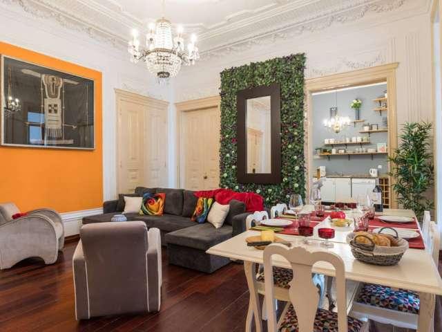 3-bedroom apartment for rent, Arroios, Lisbon