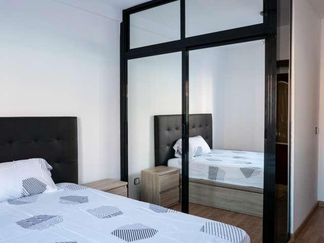 Comfy room for rent in Puente de Vallecas, Madrid