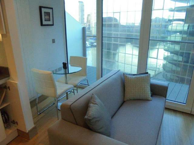 Studio Apartment for rent in Isle Of Dogs, London
