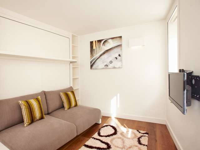 Serviced Studio Apartment for rent in Liverpool Street