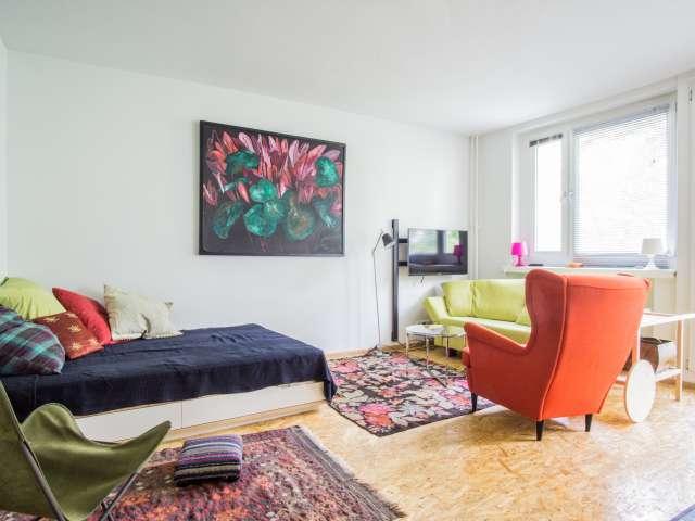 Einzimmerwohnung in Charlottenburg-Wilmersdorf, Berlin