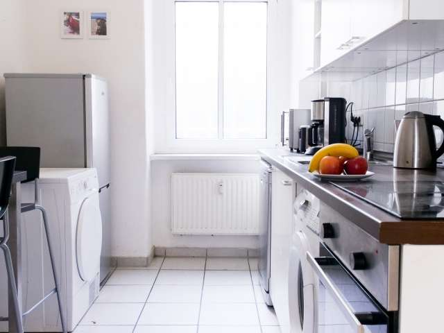 Nice apartment with 2 bedrooms to rent in Friedrichshain