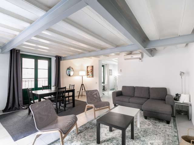 1-bedoom apartment for rent in Barri Gòtic, Barcelona