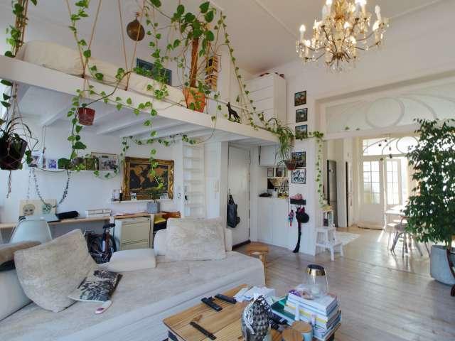 Appartement 1 chambre élégant à louer à Forest, Bruxelles