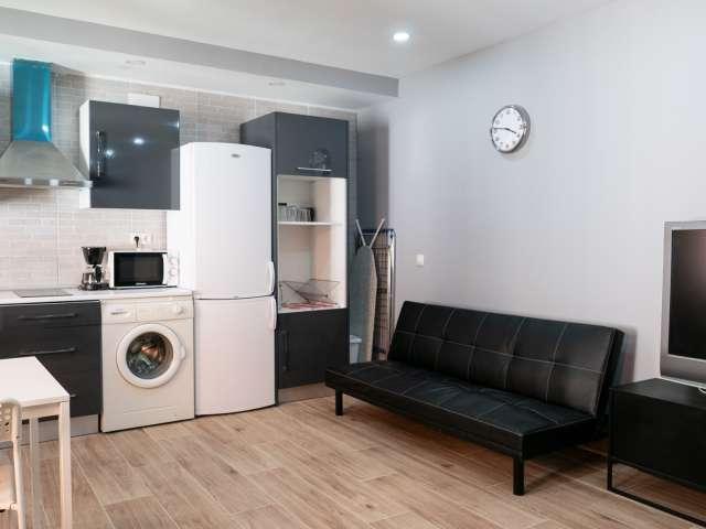 Funky 2-Zimmer-Wohnung zur Miete in Argüelles, Madrid